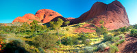 Valley of the Winds - Kata Tjuta