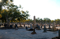 Japanese Pearlers' Cemetery - Broome