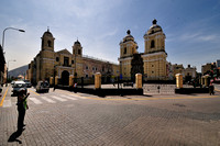 Convent of San Francisco  - Lima