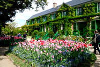 Claude's 'ouse at Giverny