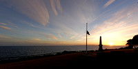 Anzac Day Dawn 2014 - Penneshaw