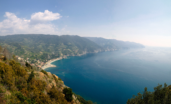 Monterosso and villages of the Cinque Terre