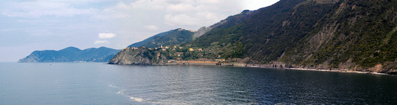 Gentle amble to Corniglia