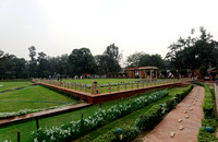 Gandhi Ji's last walk and assassination place