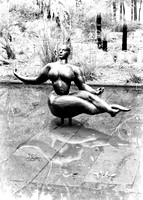 Gaston Lachaise - Floating Figure
